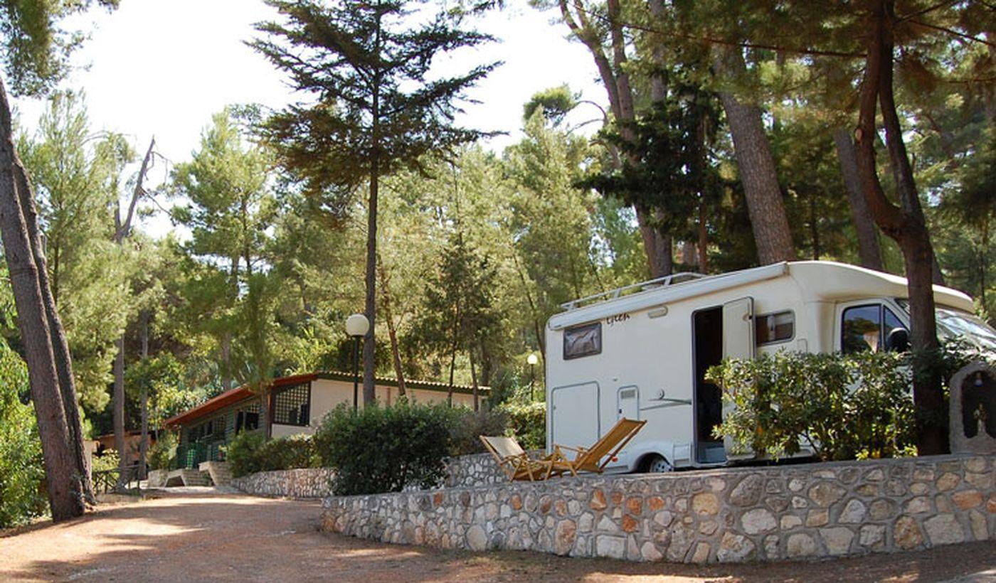 Villaggio Turistico a San Menaio, Vico del Gargano
