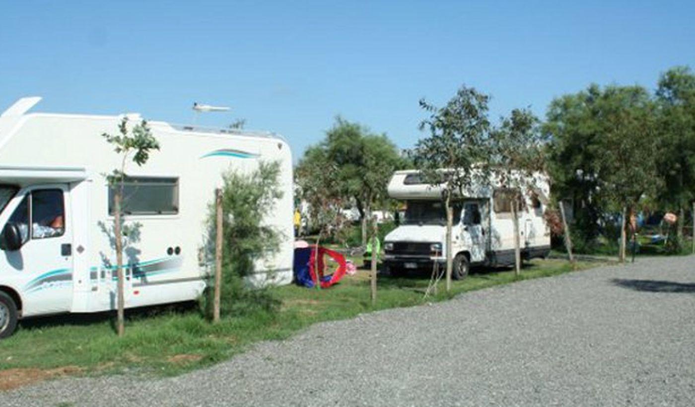 Camping sulla Costa degli Etruschi