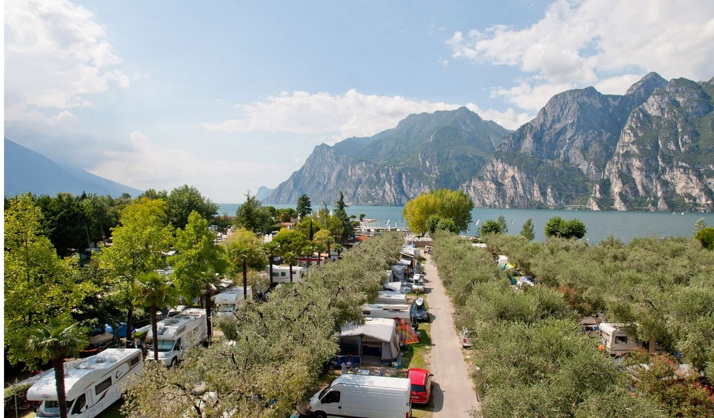 Camping for Family on Lake Garda