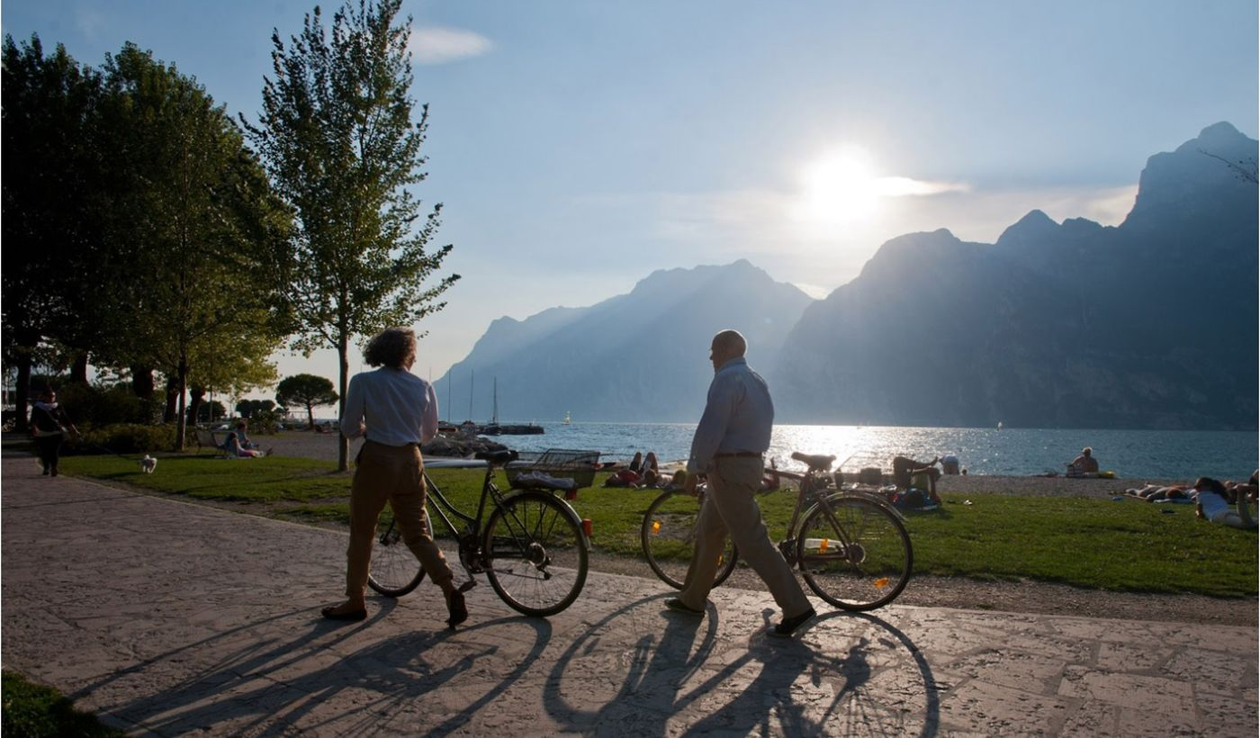 Bike Excursion in Nago-Torbole, Trentino Alto Adige