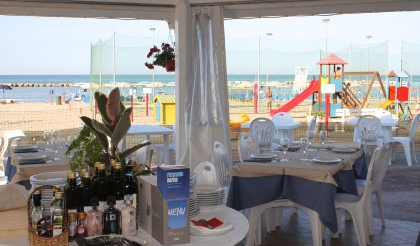 Camping con Ristorante a Pesaro