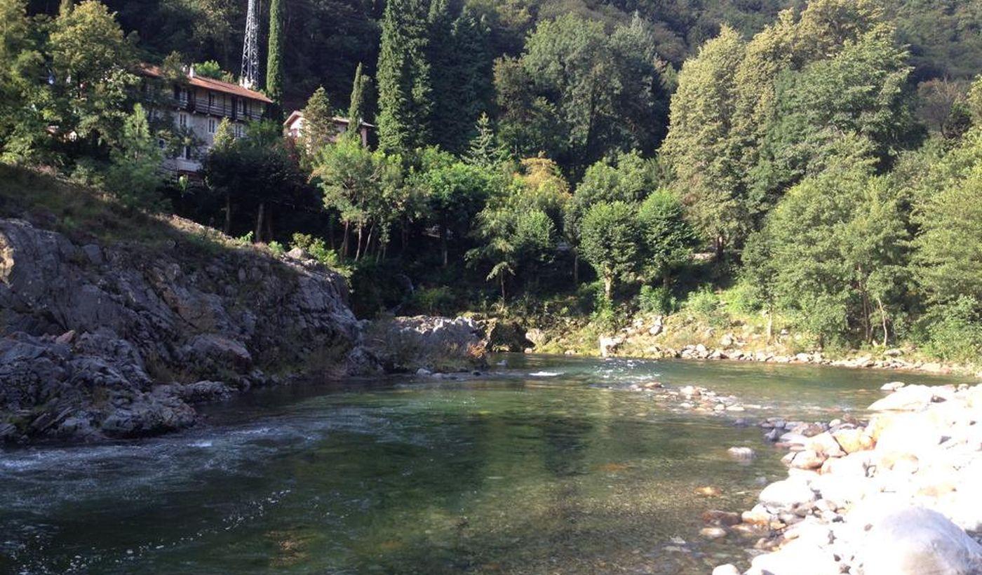 Feriendorf in Cannobio, Lago Maggiore