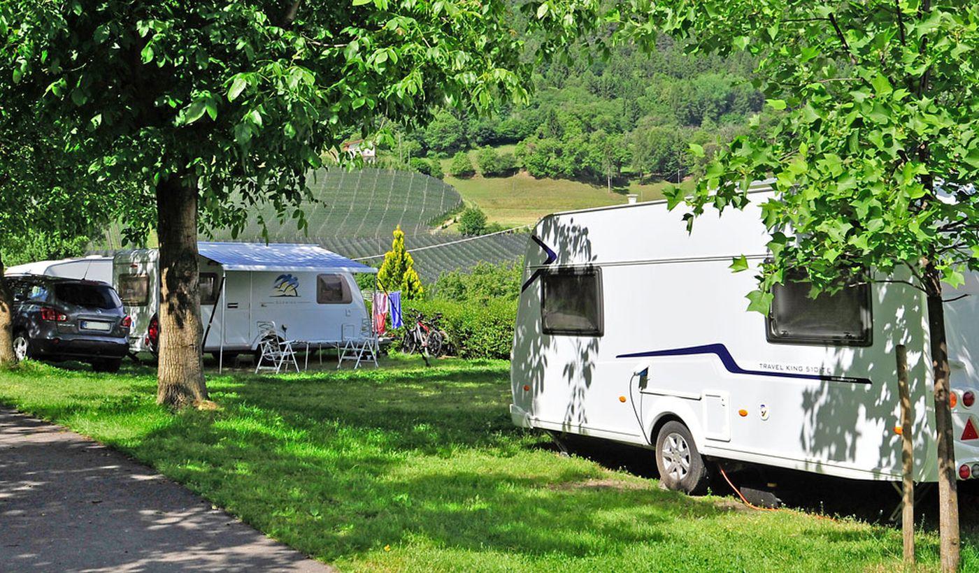 Camping in Trentino-Südtirol