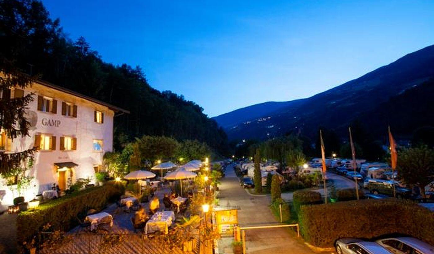 Camping Gamp, Trentino Alto Adige