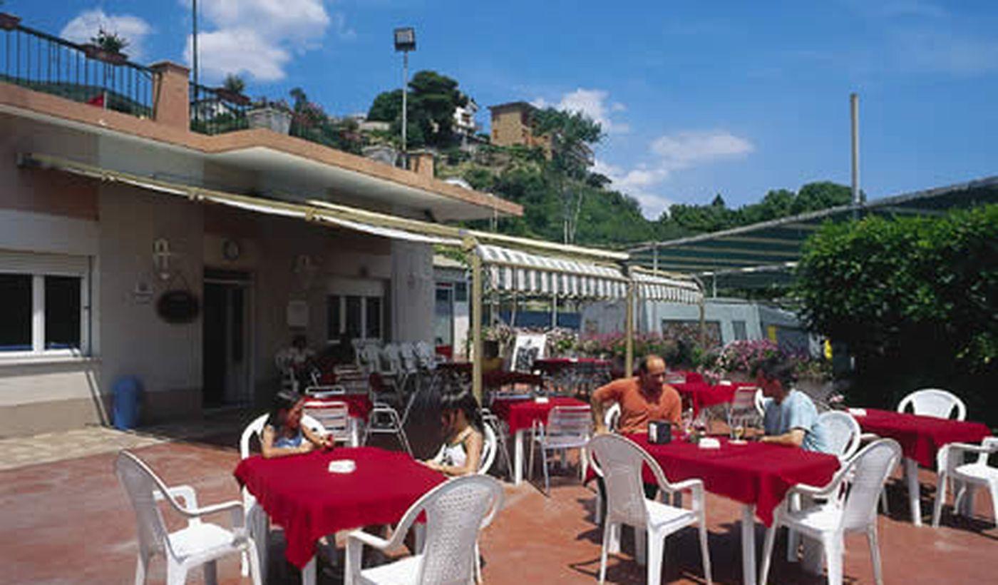 Feriendorf mit Restaurant in Albenga