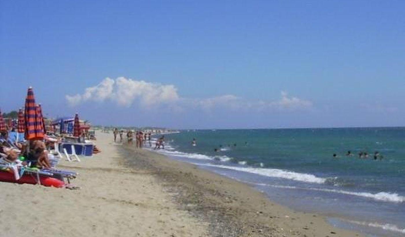 Il mare a Cirò Marina