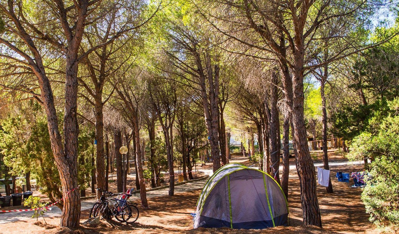 Camping sul Golfo di Orosei, Sardegna