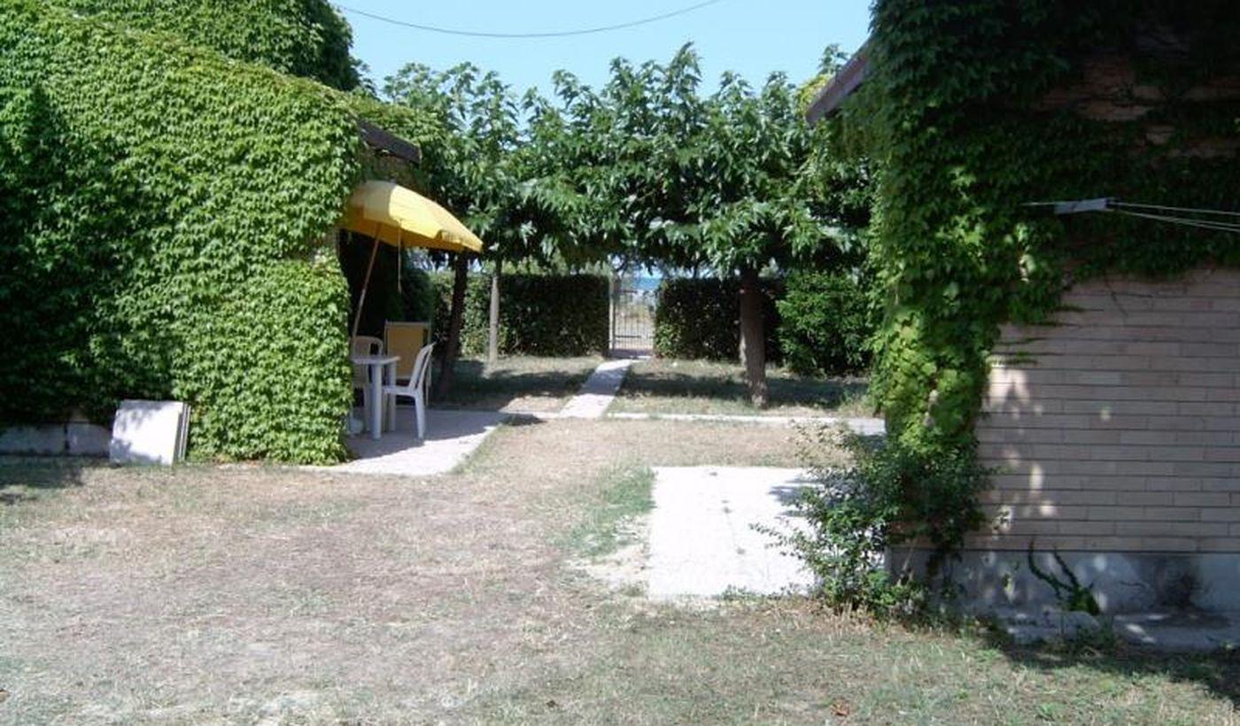 Bungalow standard: giardino
