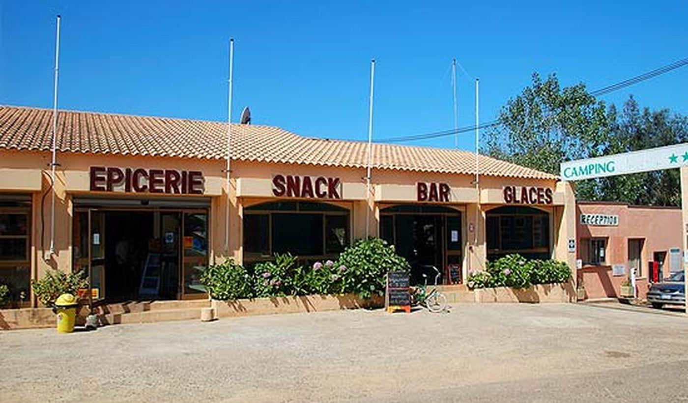 Bar et Market