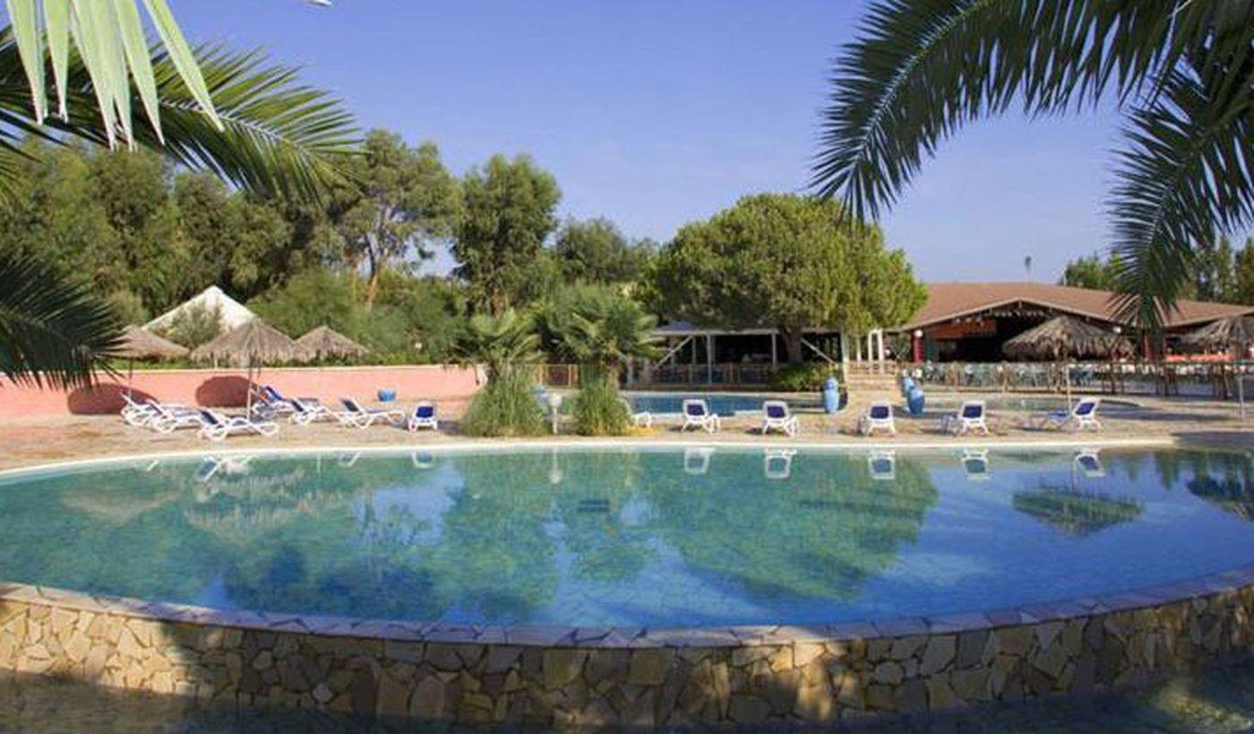Camping avec piscine en Corse