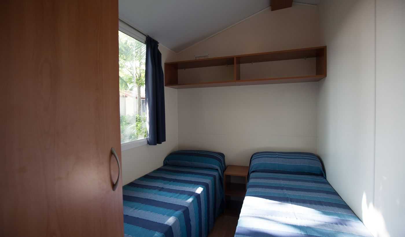 Mobile Home Miriam: Stanza