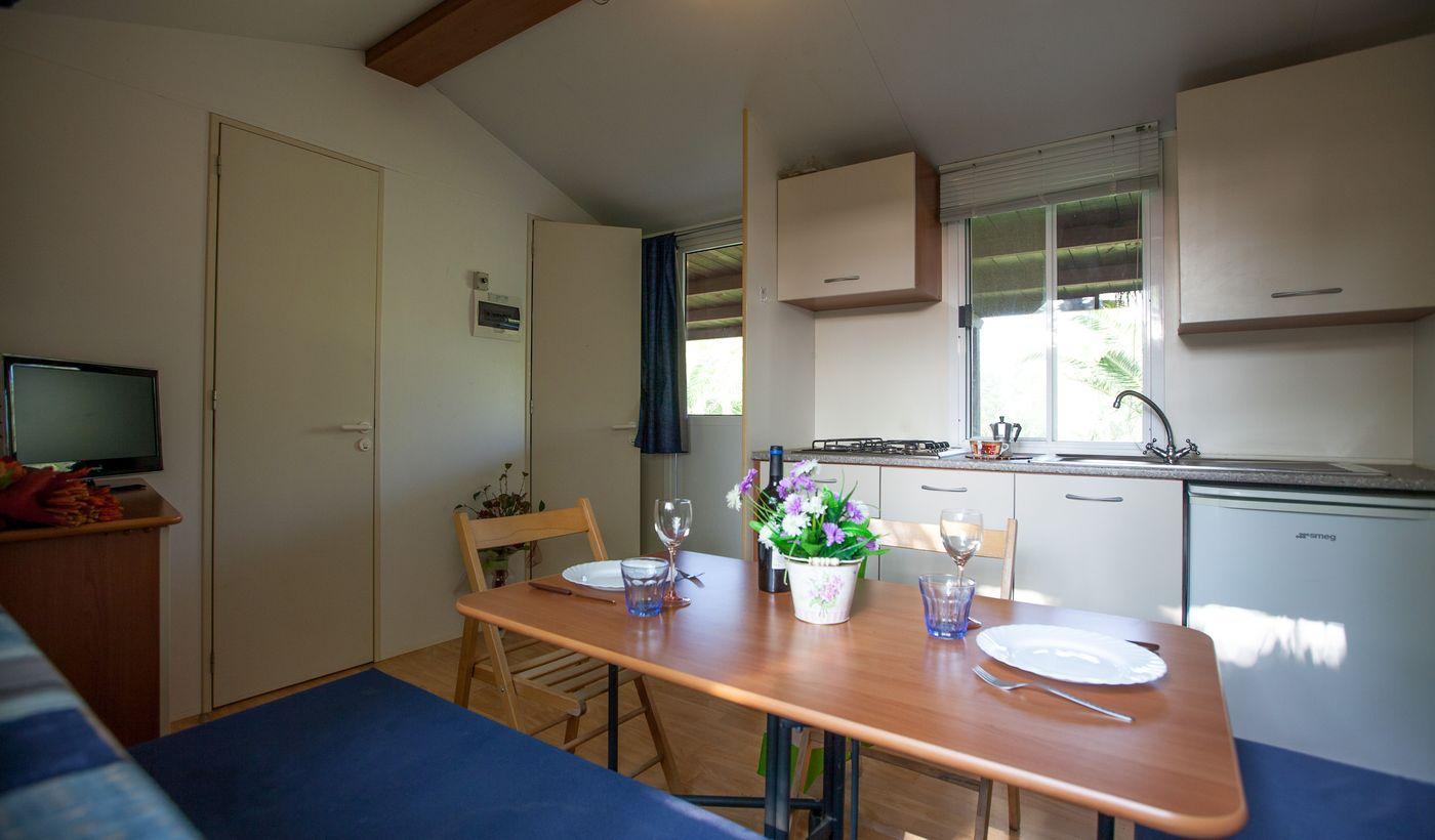 Mobile Home Miriam: Cucina