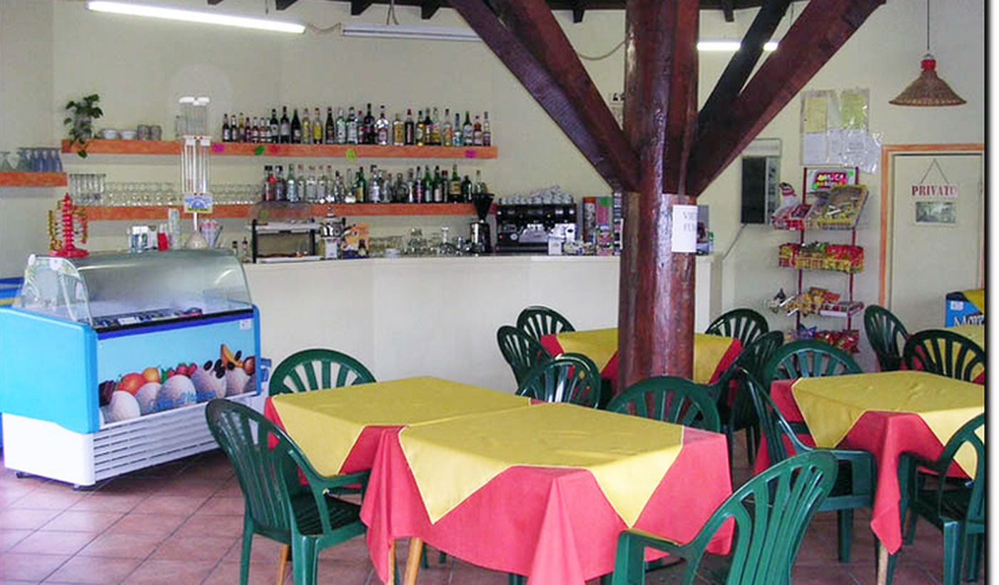 Camping with Bar Restaurant in San Felice del Benaco, Brescia