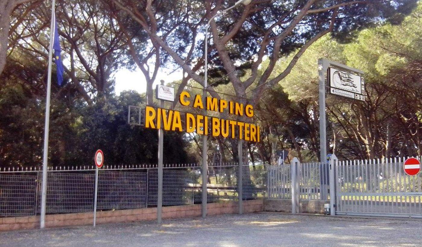Camping Riva dei Butteri