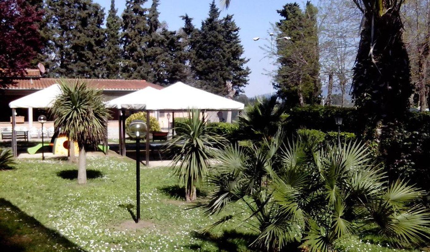 Camping Village a Scarlino, Toscana