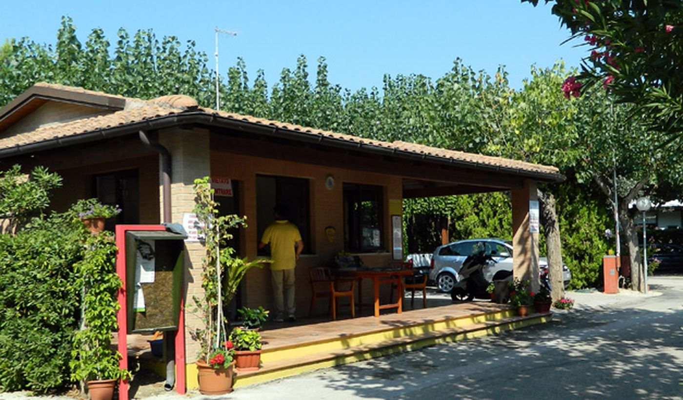 Camping Village a Fermo, Marche