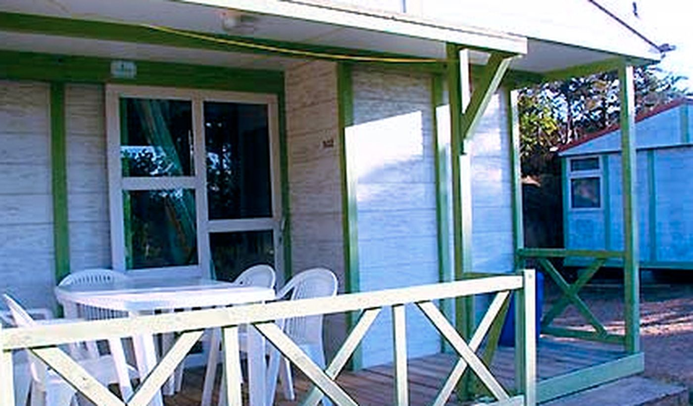 Mobilhome Camping Le Sud