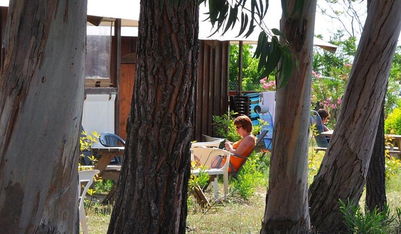 Camping Bungalow Marina d'Aleria