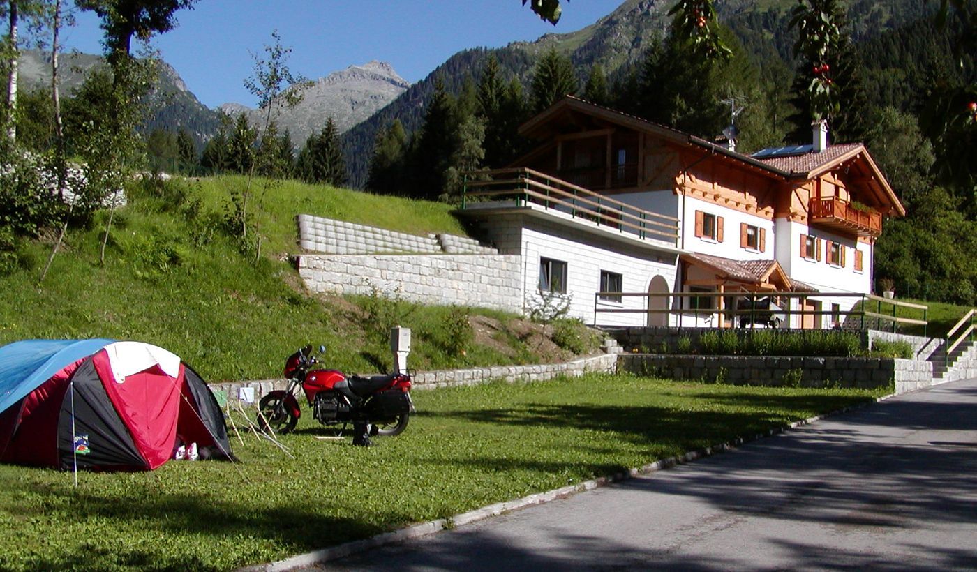 Camping Village in Pinzolo