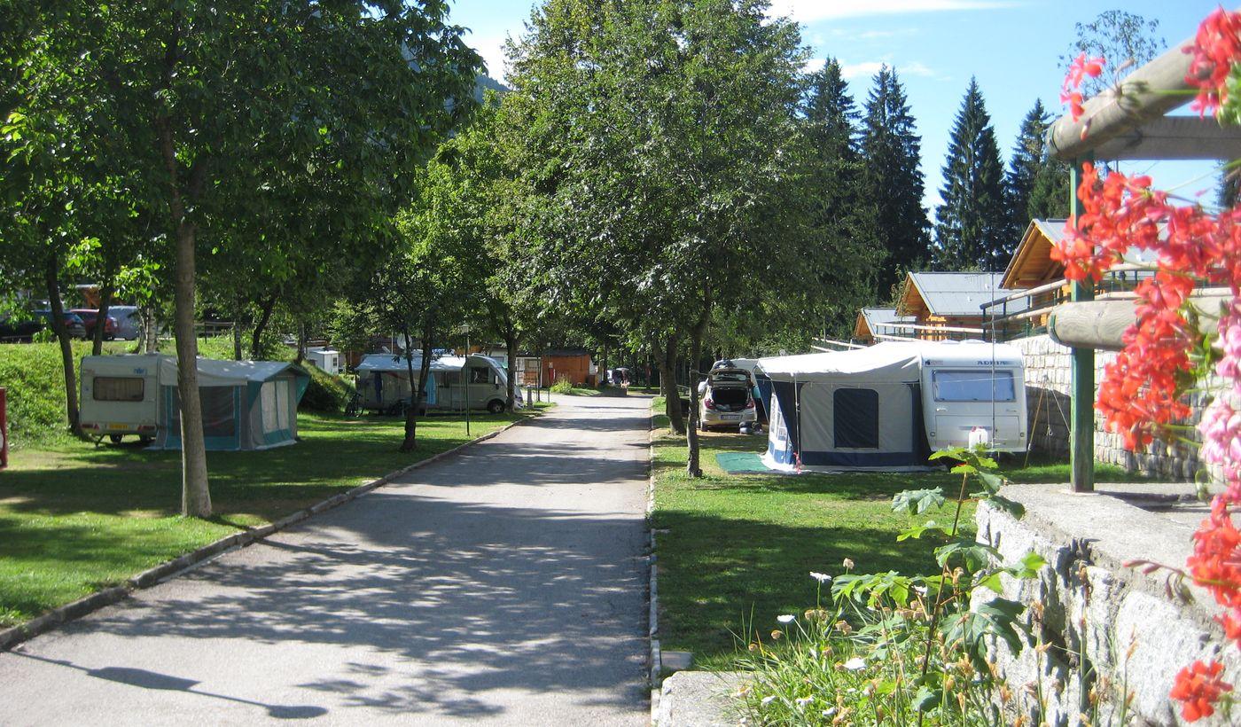 Camping Faè, Pinzolo