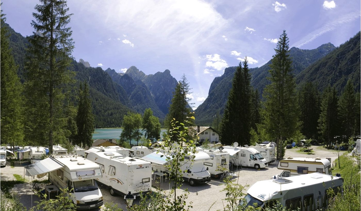 Camping am Toblacher See