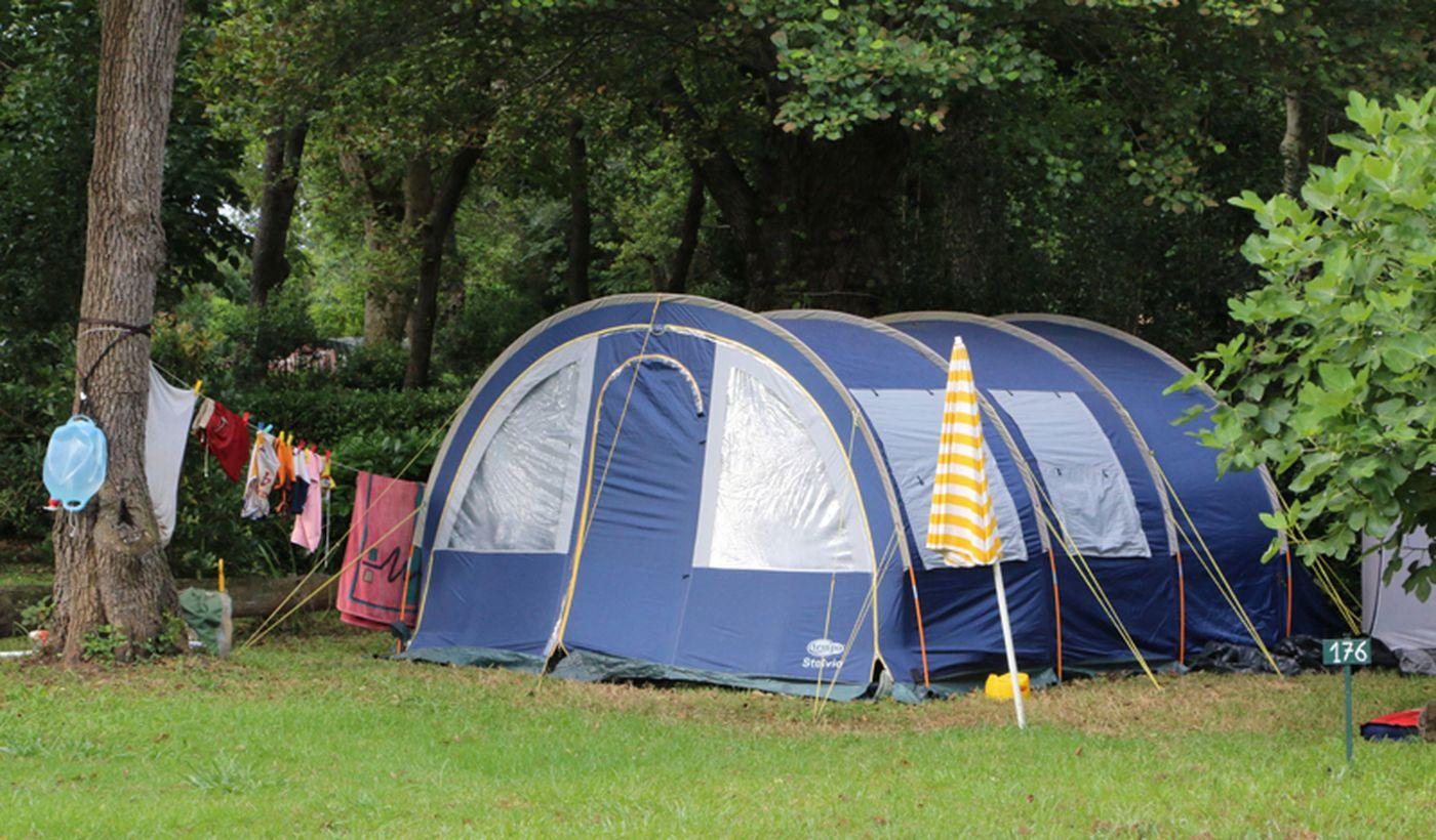 Camping pour les familles en Corse, France