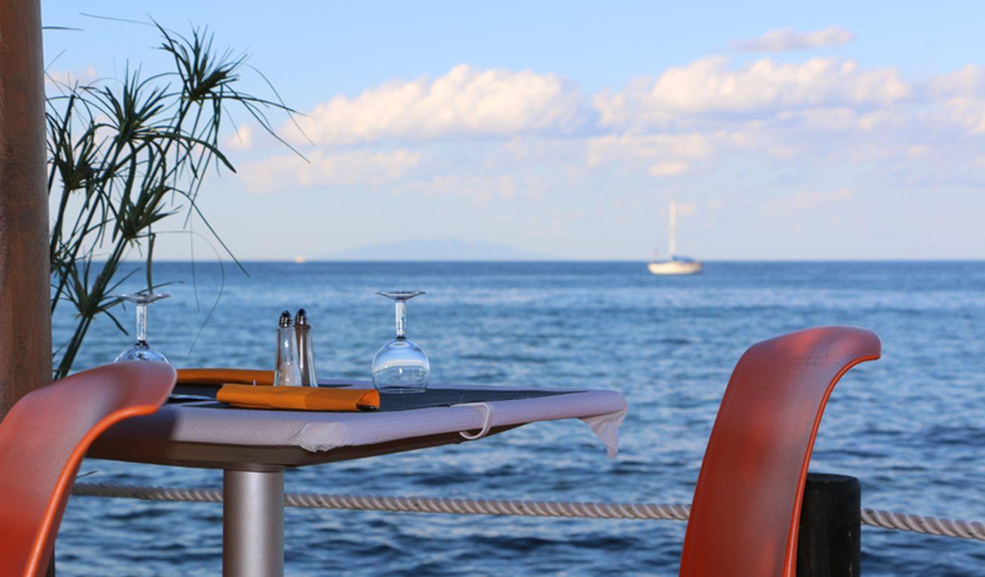 Camping avec restaurant à Corse