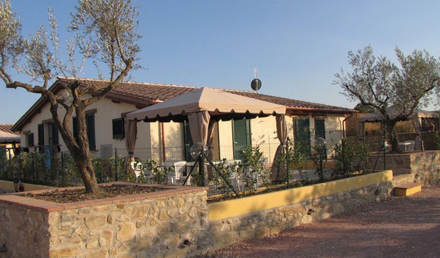 Appartamenti a Bevagna, Umbria