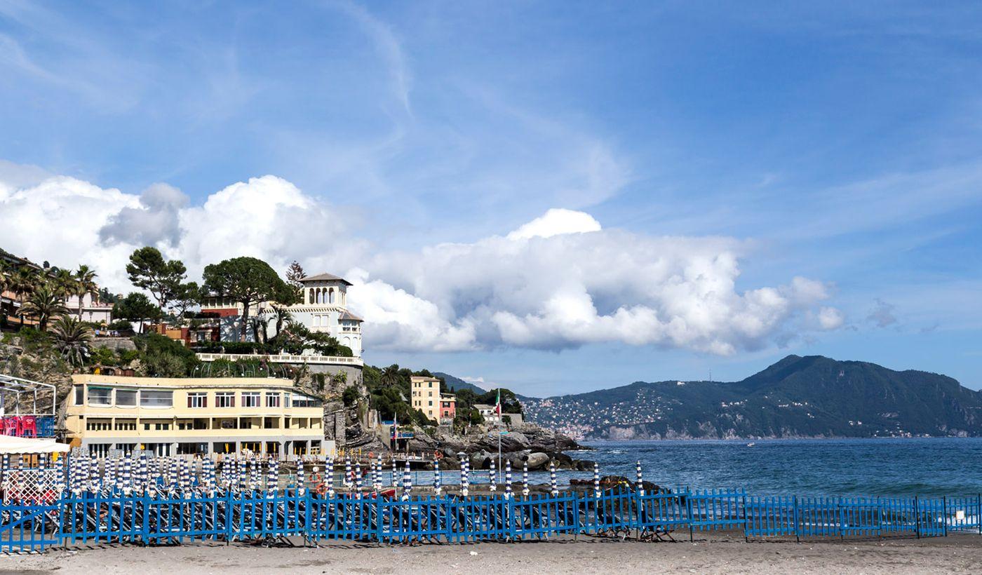 Camping sulla Riviera di Levante, Liguria