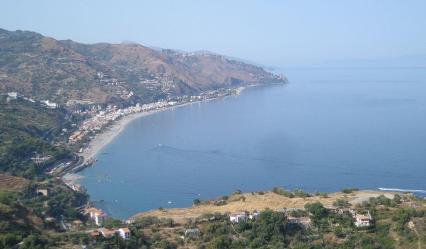 Camping sul Mare in Sicilia