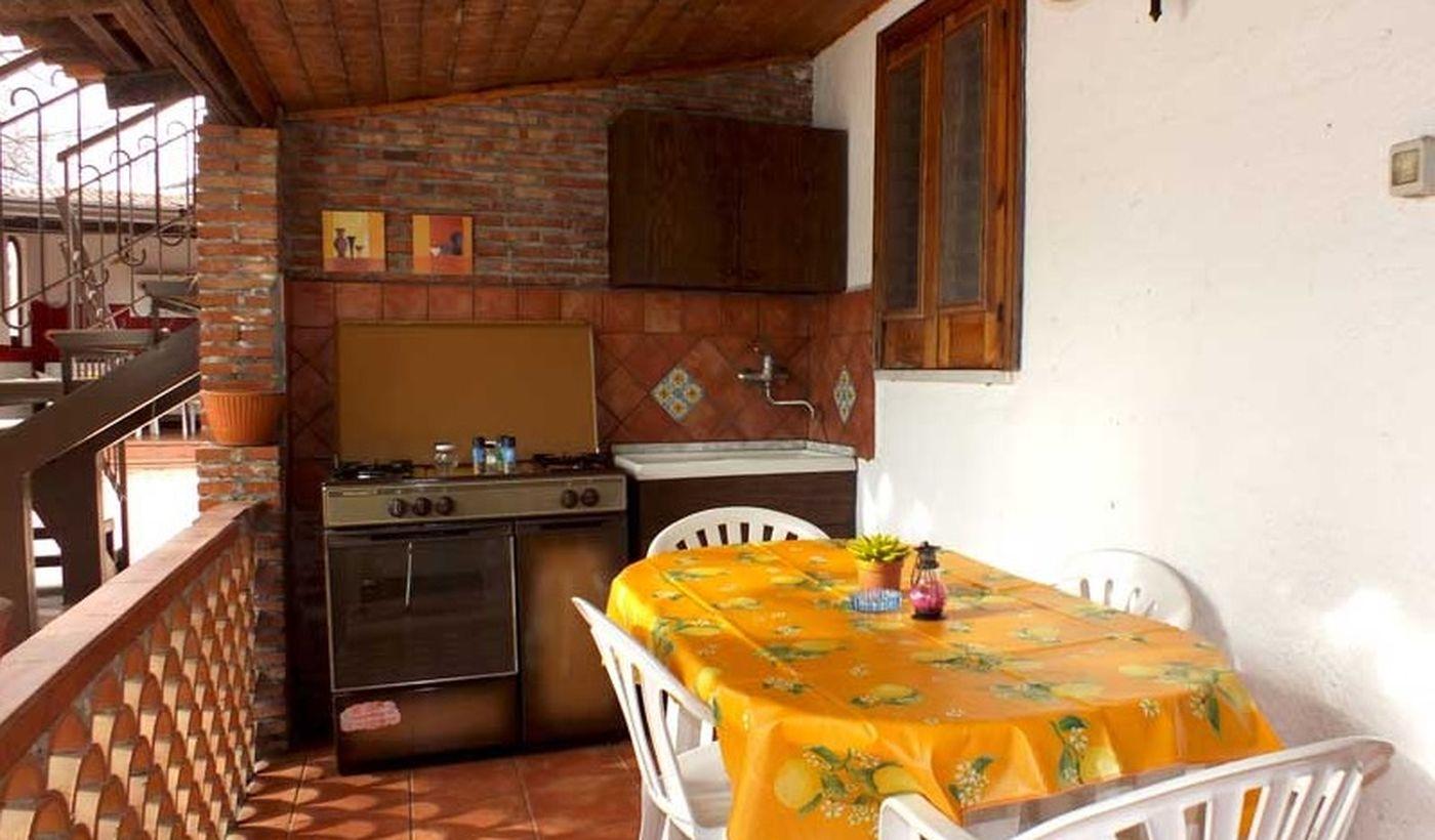 Apartments in der Nähe von Taormina, Sizilien