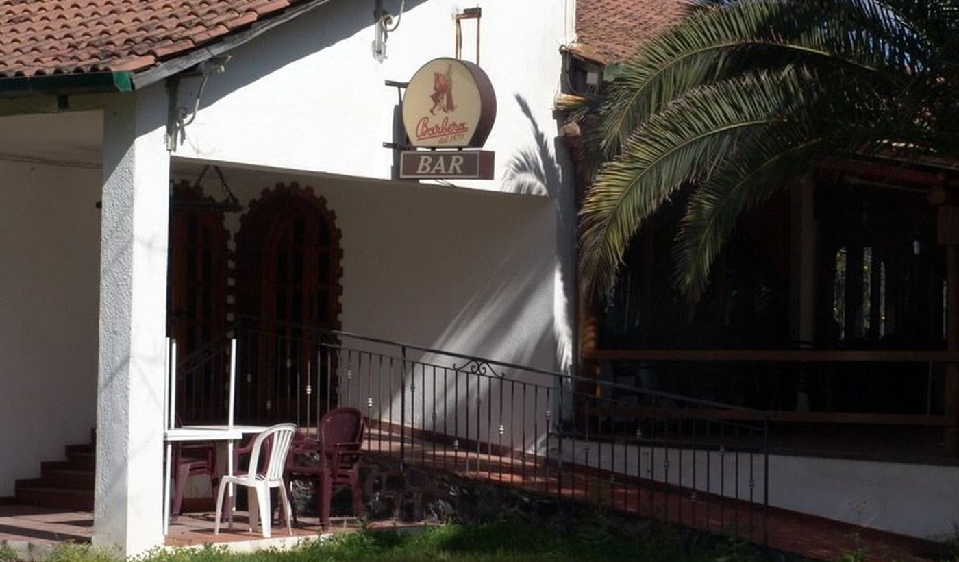 Camping mit Restaurant in Calatabiano, Sizilien