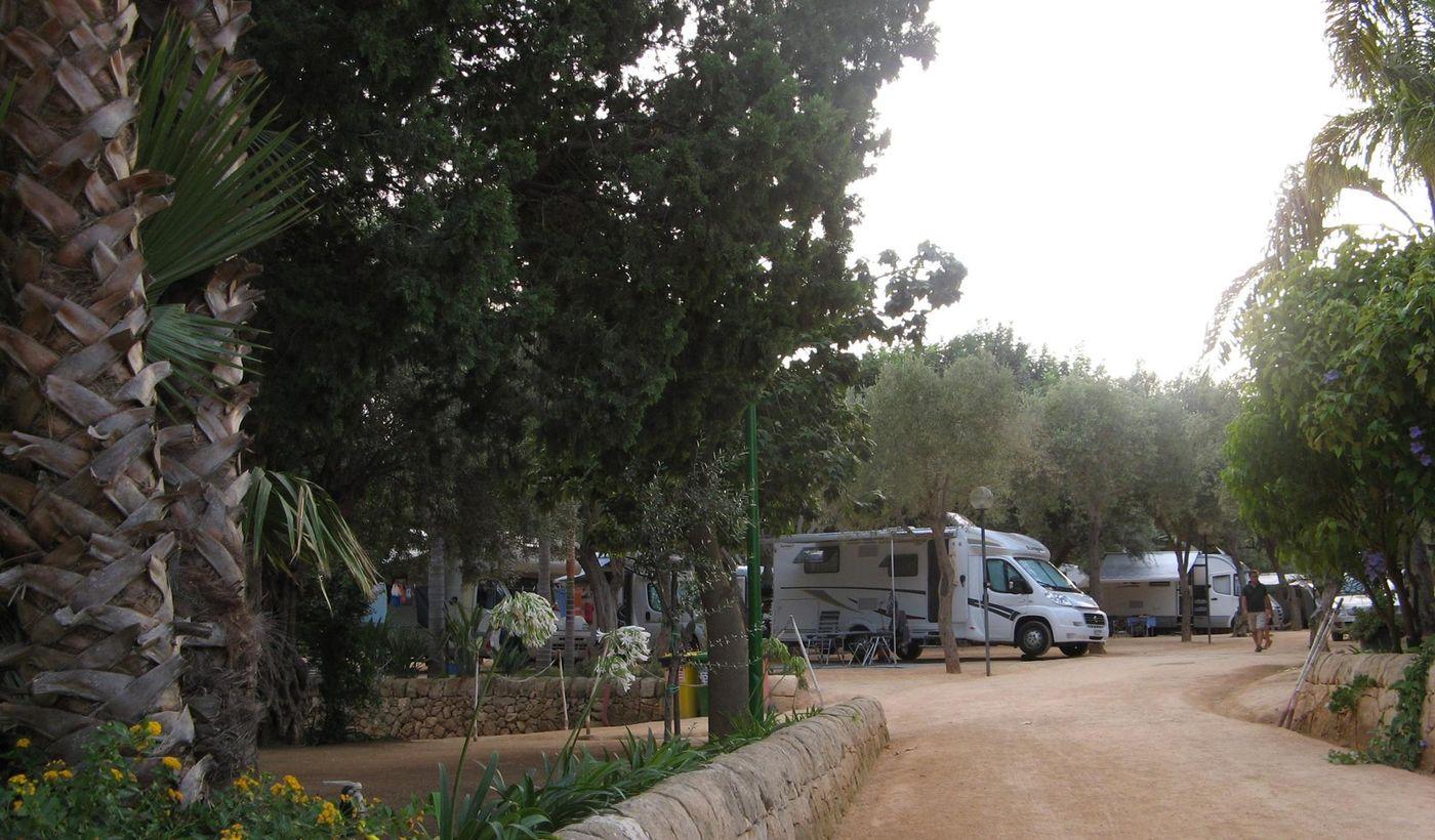 Camping Village a Avola, Siracusa