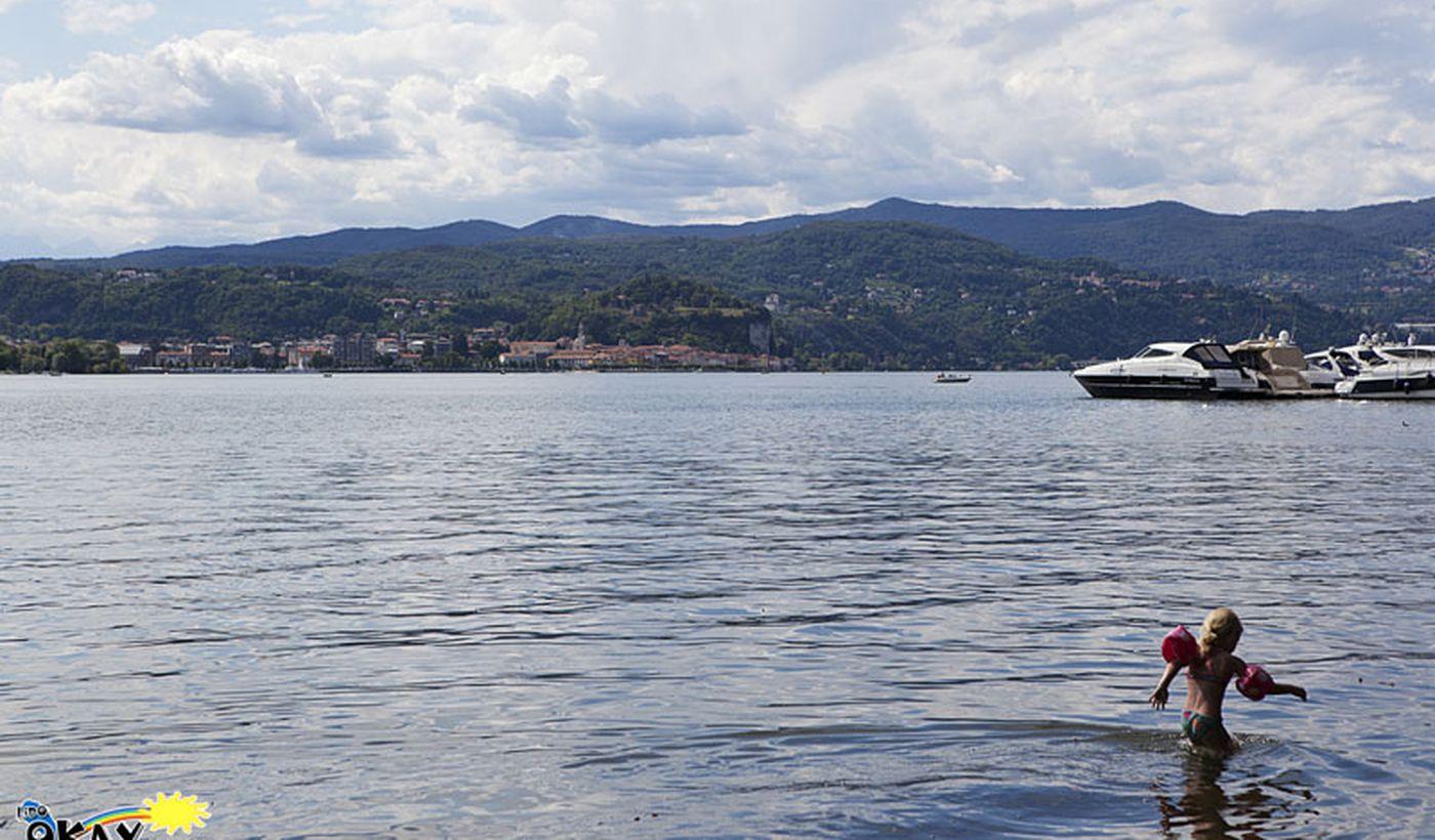 Camping a Sud del Lago Maggiore