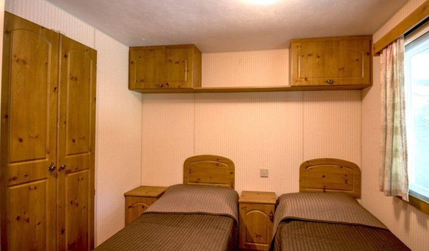 Doppelzimmer - Mobile Home B