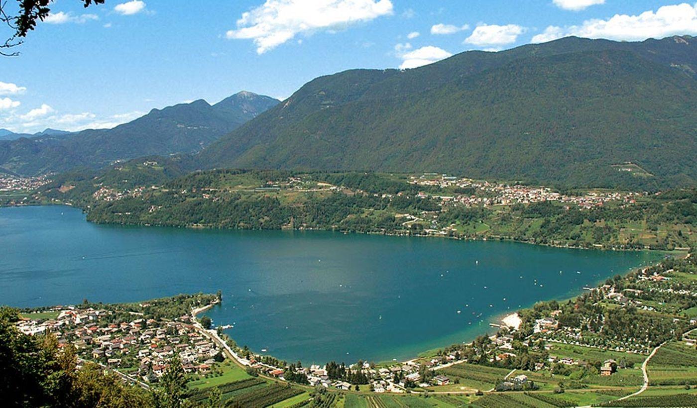Lago di Caldonazzo, Trentino-Südtirol