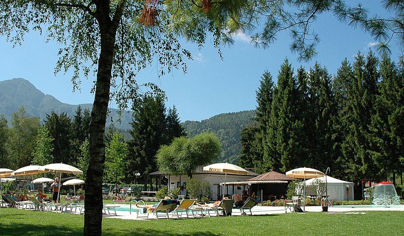 Camping am Lago di Caldonazzo