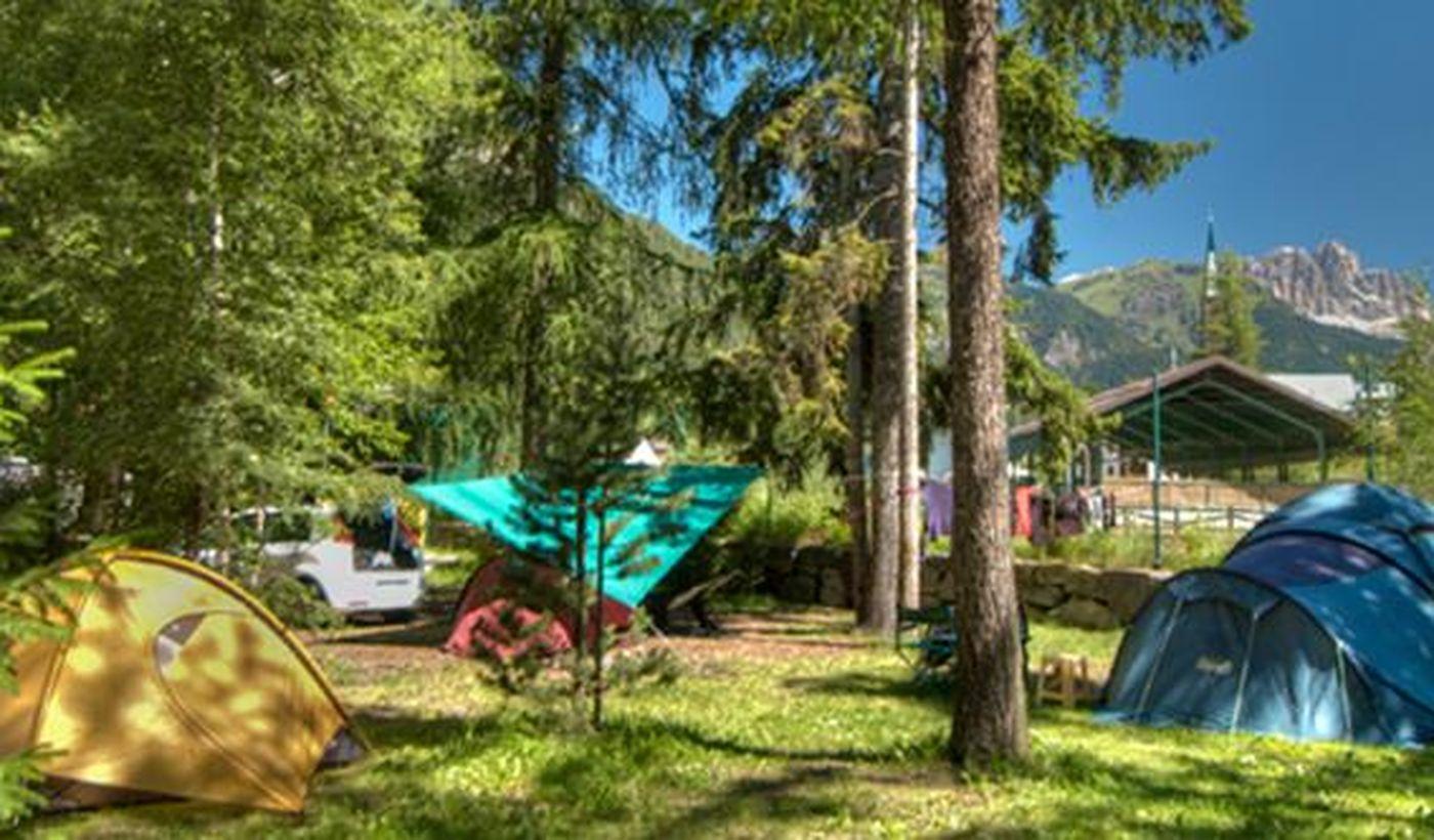 Camping Village nelle Dolomiti