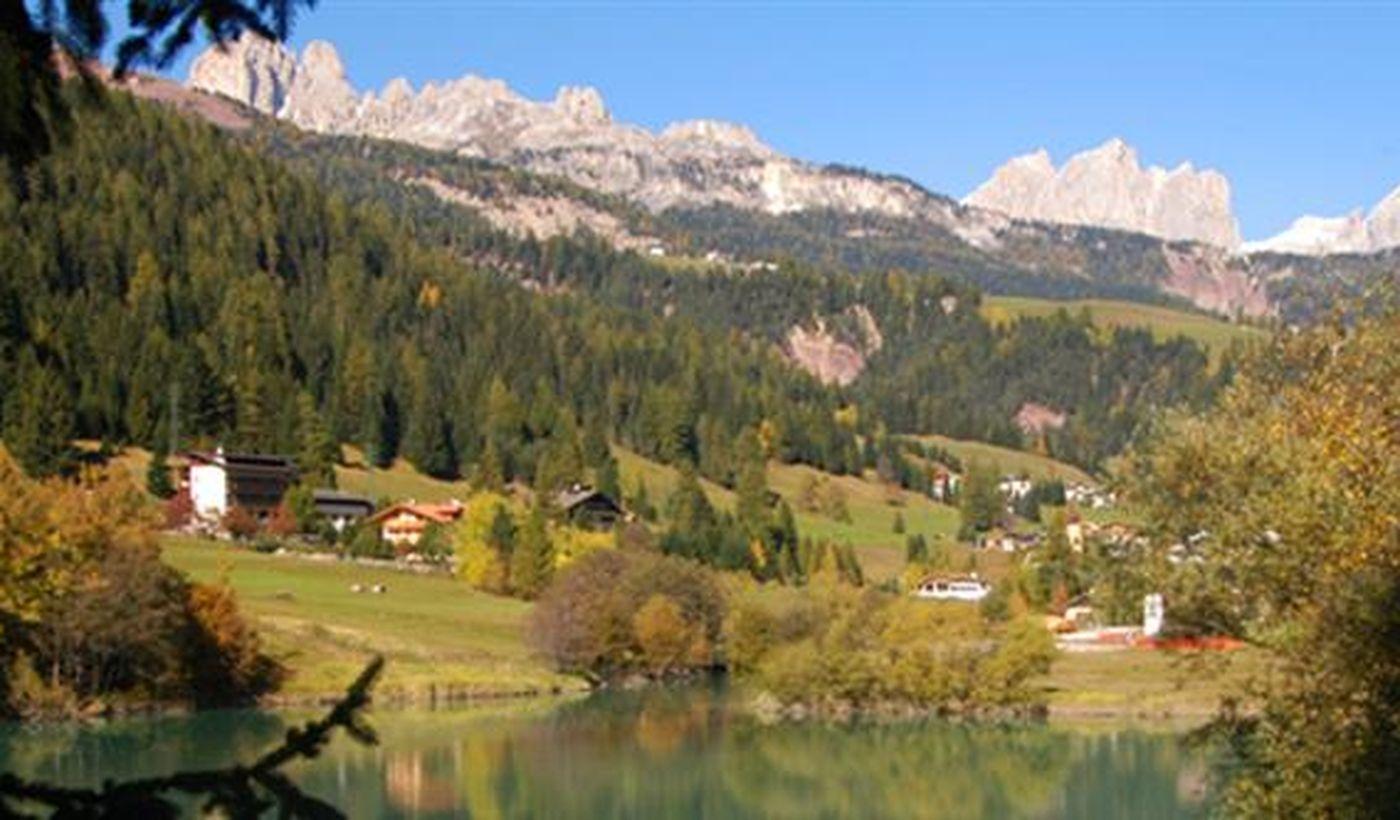 Camping nella Val di Fassa, Trentino Alto Adige
