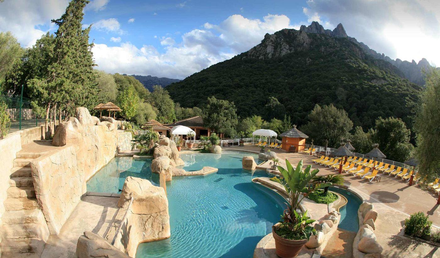 Camping Village en Corse du Sud