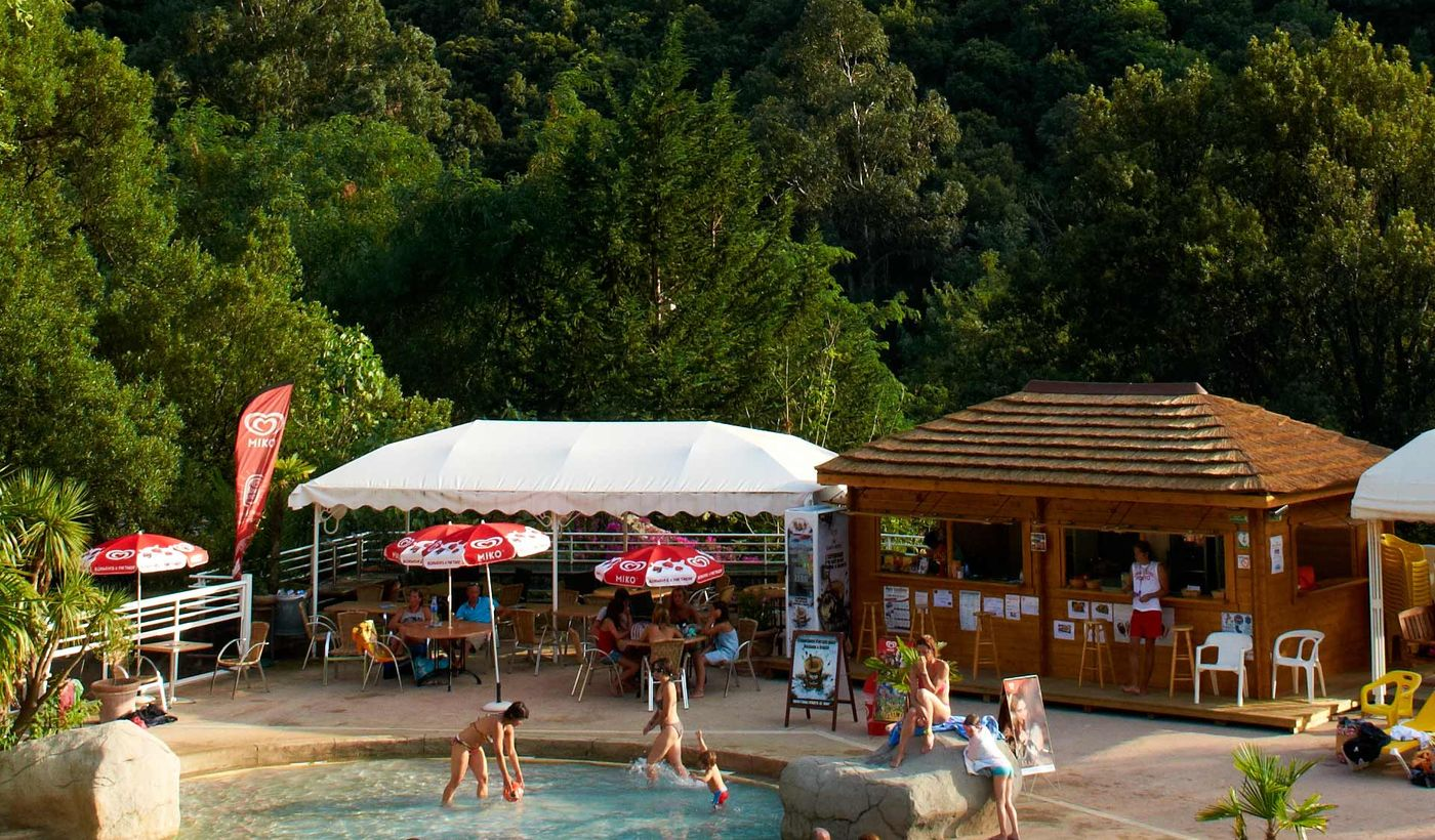 Camping pour les familles en Corse du Sud
