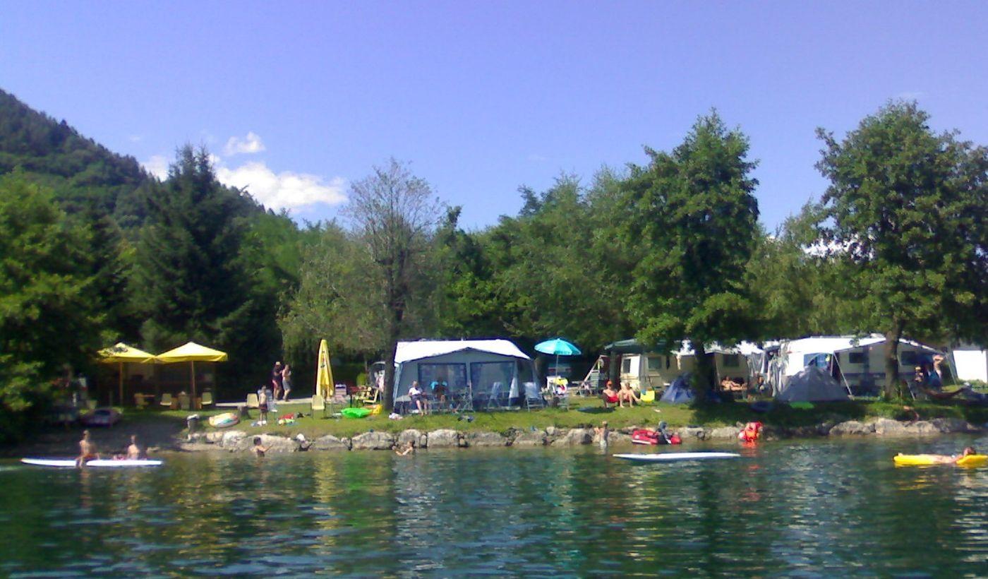 Campingplatz für Familien im Trentino Alto Adige