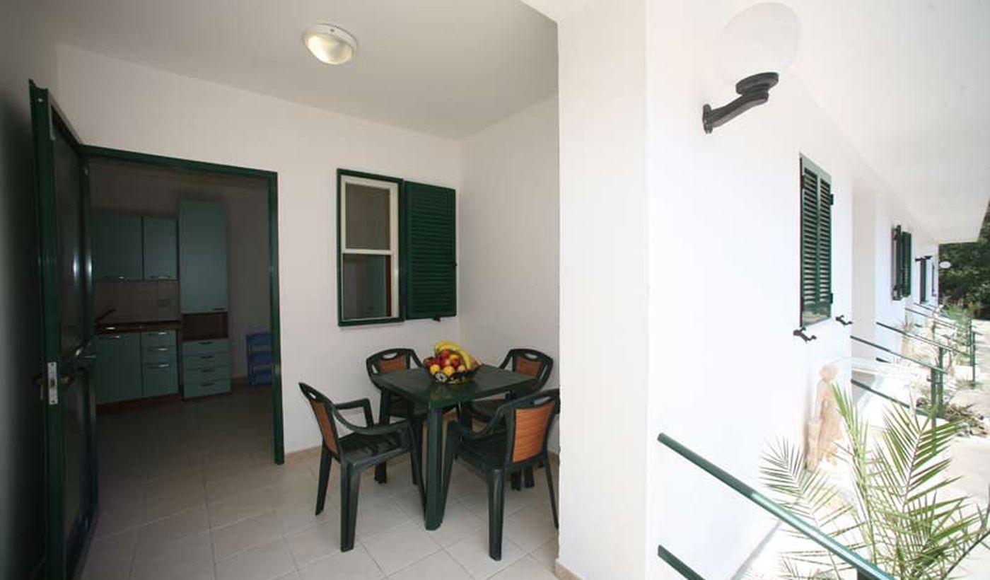 Mini appartamento Bilocale a Peschici. Puglia