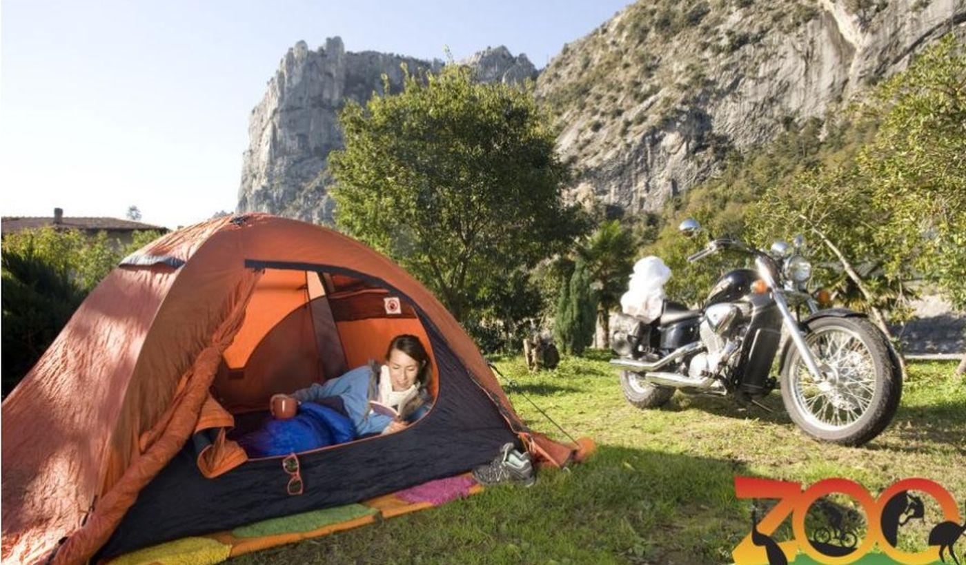 Camping a Arco, Trentino Alto Adige