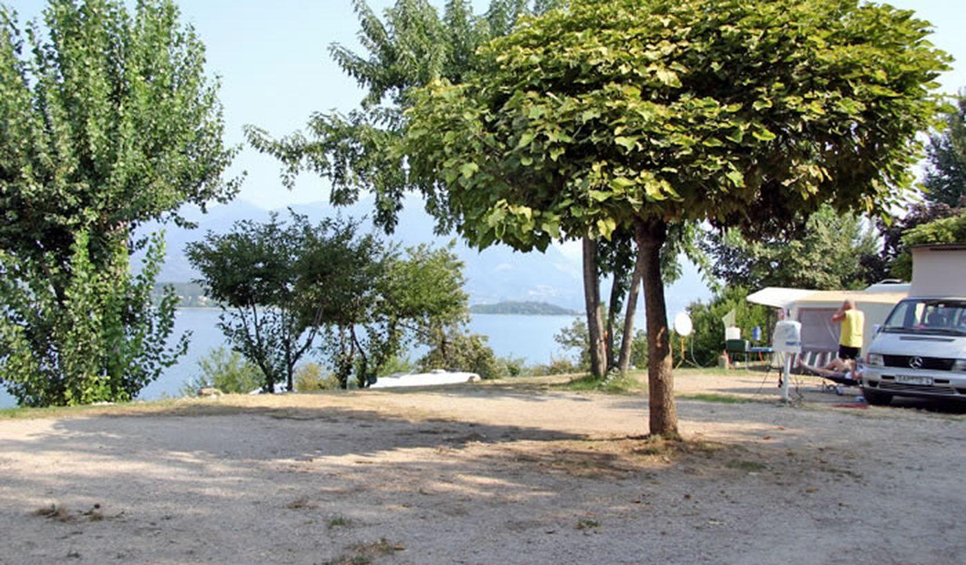Camping in Manerba del Garda, Lombardy