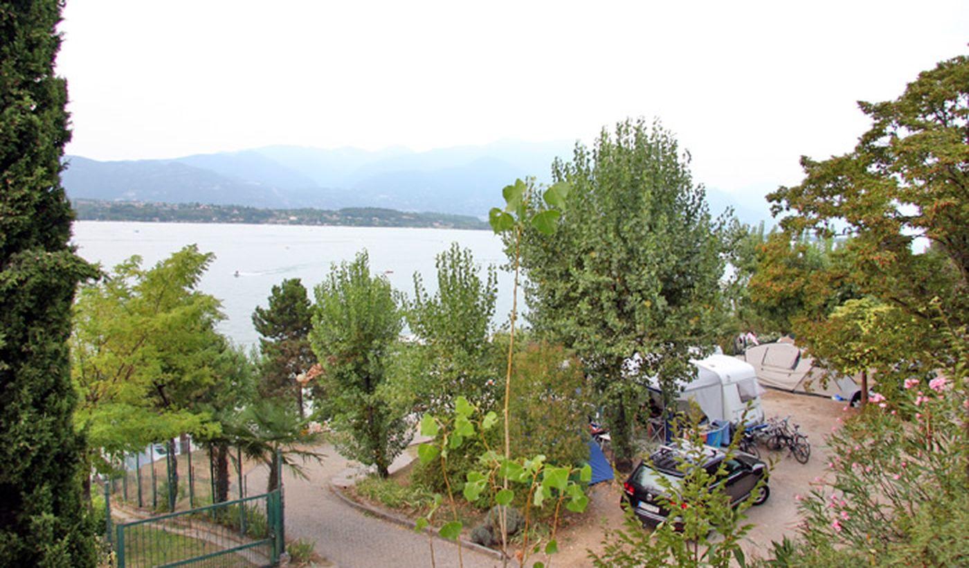 Camping for Families on Lake Garda