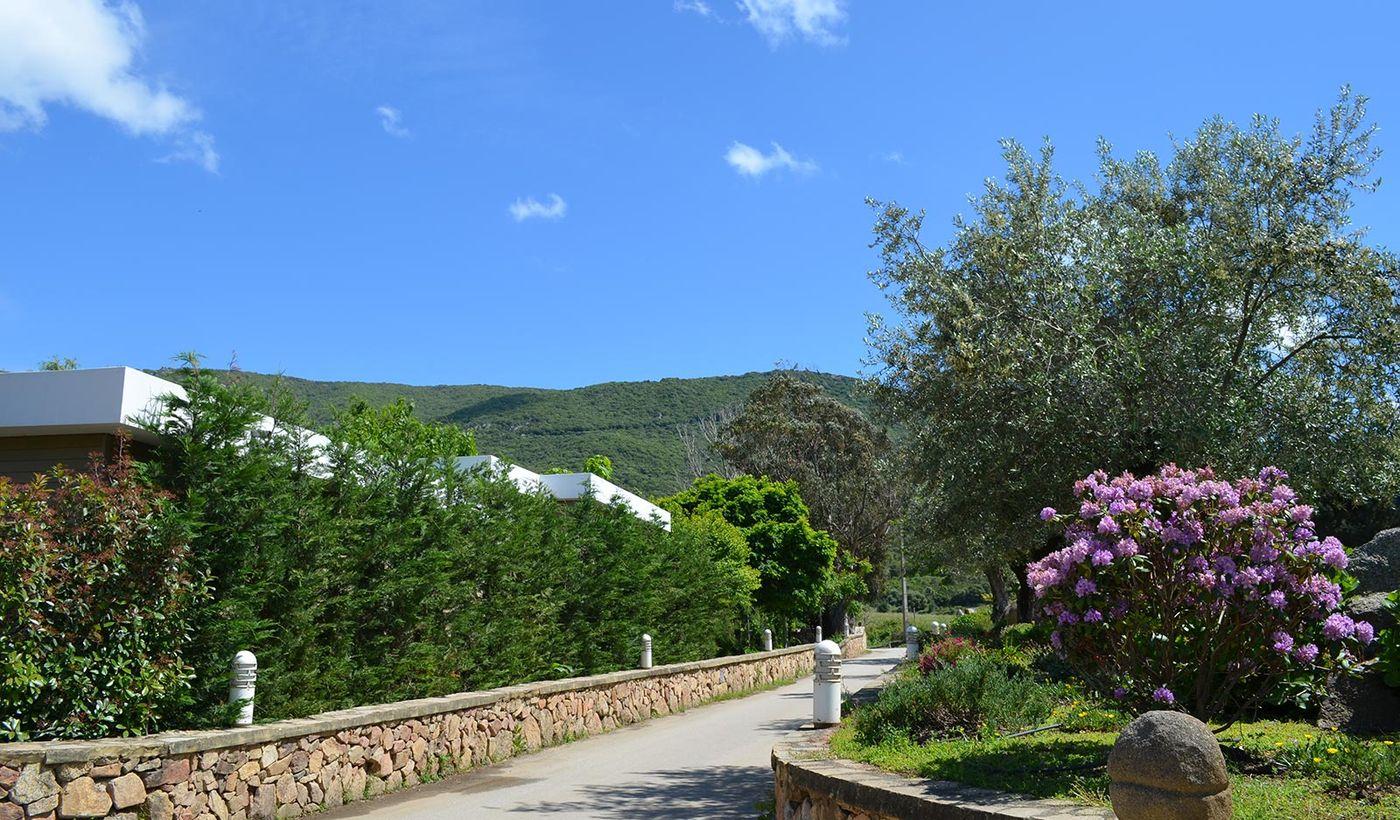 Village in Belvedere-Campomoro, Corse