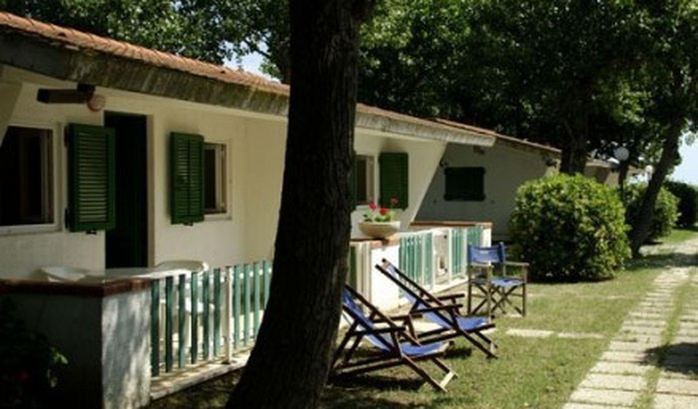Bungalow sul mare in Abruzzo