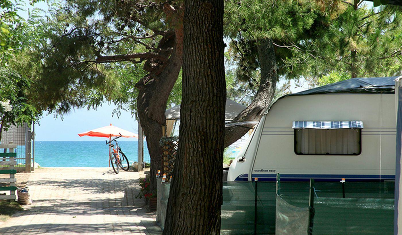 Camping sul mare in Abruzzo