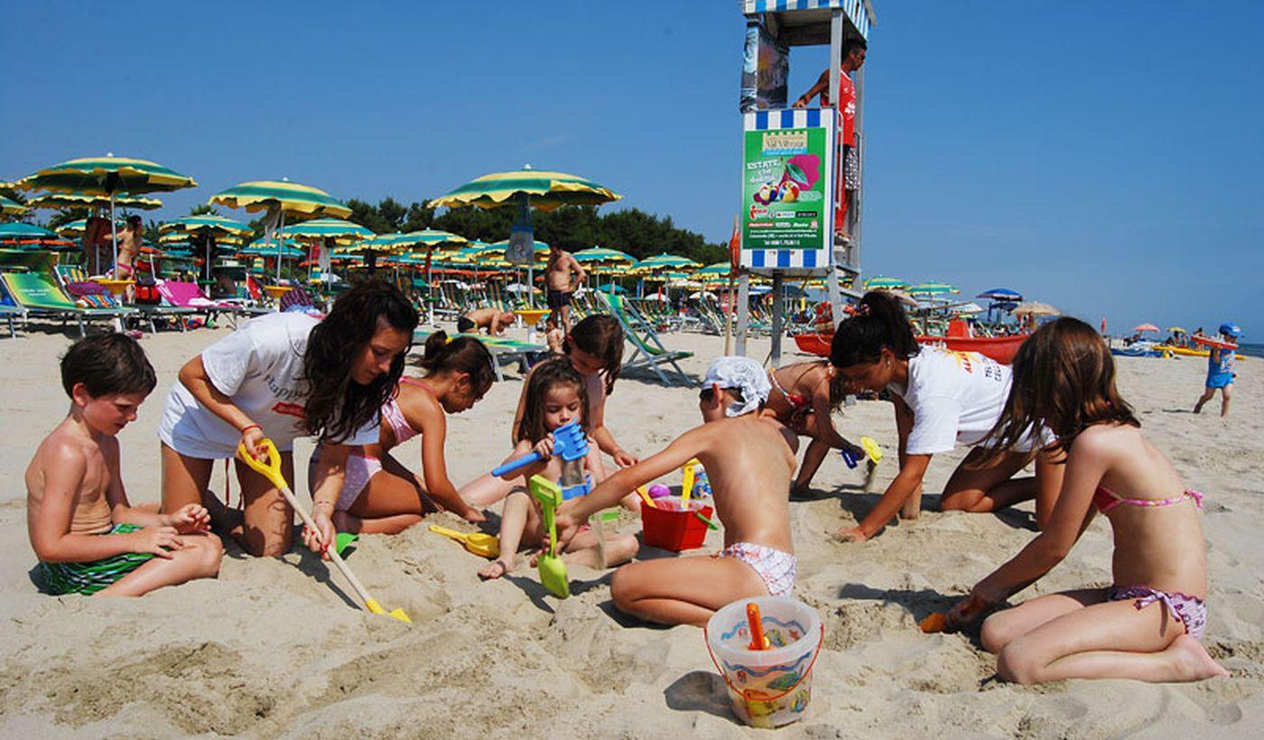 Animazione Spiaggia
